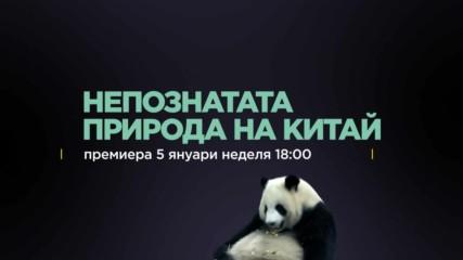Непознатата природа на Китай | премиера 5 януари неделя