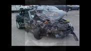фатални инциденти с коли и много готини коли