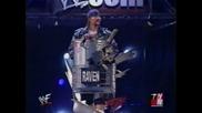 Wwf Raw is War - Гарвана срещу Ал Сноу - Хардкор Мач(2001)