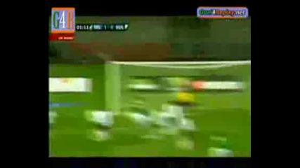 Ireland - Bulgaria 1 - 1 28.03.2009