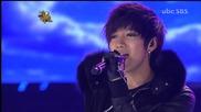 Taewoo, Junsu (2pm), K.will, Jonghyun (shinee) - Lies (by G.o.d) + бг превод