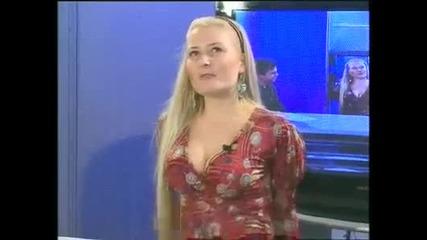 Видеото Интервю с Летисия