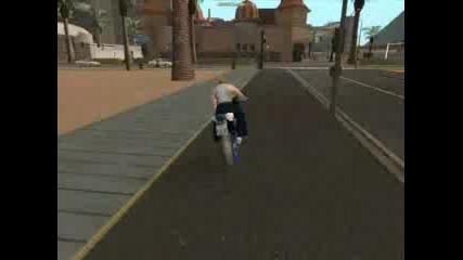 Gta San Andreas - My Amazing Stunts