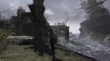 Tomb Raider 2013 - геймплей - епизод 24