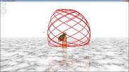 №25082 - Въртеливо движение с две степени на свобода