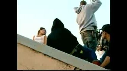 Nelly Furtado - Maneater (На Сним. Площадка)