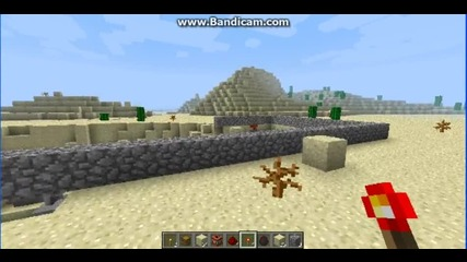 Бомби в Minecraft