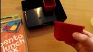 Екстремен тест на кутия за храна от Lunchbox.bg