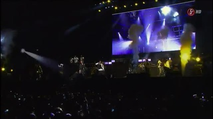 Justin Bieber - на живо в Mexico - част пета.