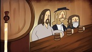 Korpiklaani - A Man With A Plan ( Official Video)
