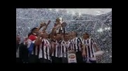 Juventus celebrate 30th Scudetto. Del Piero 13.05.2012.