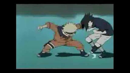 Naruto Vs Sasuke - Amv