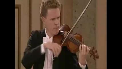 Й. С. Бах - Бранденбургски концерт No.4 - 1