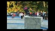 Compilation Of Hard Skateboard Slams