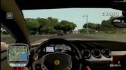 Test drive unlimited : Ferrari 612 Scaglietti [hd]