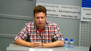 Belarus: Detained Roman Protasevich attends Foreign MFA press conference