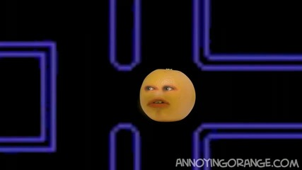 The Annoying Orange Pacmania [hd]