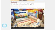 US Orders Ban on Trans Fats by 2016