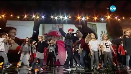 Криско и група Бон Бон - X Factor Live (22.10.2015)