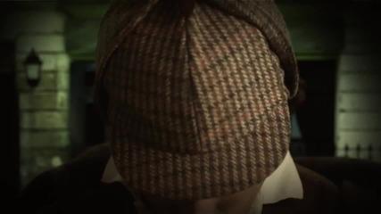 Batman vs Sherlock Holmes. Epic Rap Battles
