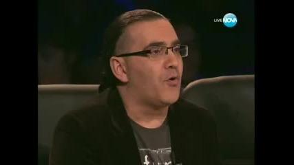 X Factor Bulgaria Маргарита - Survivor (destiny's Child) 25.10.2011