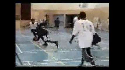 And1 Streetball - едни от най-добрите баскетболисти в света