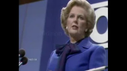 Margaret Thatcher: The Ladys not for turning!