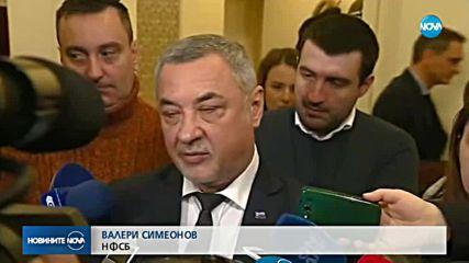 Депутат на патриотите се закани да съди Веселин Марешки