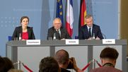 Germany: Schauble and Le Maire discuss Greece's debt relief plans