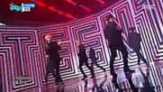 34.0123-10 Teentop - Warning Sign, Show! Music Core E489 (230116)