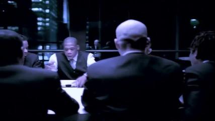 Jay Z ft. Kanye West - Niggas in Paris (0fficial Music Video) Hd