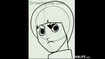 Как Се Рисува Рок Лий