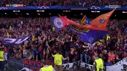 Нойер е голям, но Меси е велик - Барса вече мисли за финала! 06.05.2015 Барселона - Байен Мюнхен 3:0