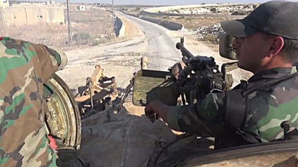 Syria: SAA reports advances in northern Hama Governorate