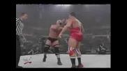 W W F Vengeance - Кърт Енгъл срещу Ледения за титлата на W W F