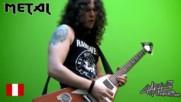 Разлика при свиренето на китара между Пънк-рока и Метала