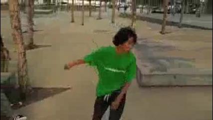 Adidas Diagonal Tour skateboarding 2009