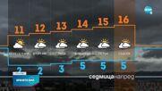 Прогноза за времето (24.10.2021 - обедна емисия)