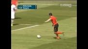 Холандия 6 : 1 Унгария ( приятелски мач 5/6/2010 )