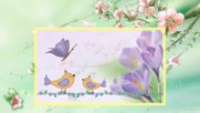 Музика на пролетта! ... (анимация) ...