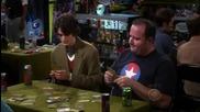 The Big Bang Theory - Season 3, Episode 5 | Теория за големия взрив - Сезон 3, Епизод 5