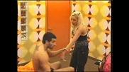 Биг Брадър 4 - Бой Денислав И Иванина (26.11.2008г)
