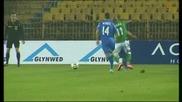 Левски - Берое - Второ полувреме (07.11.2014)