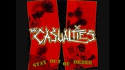 The Casualties - Dead Cities