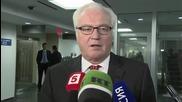 UN: Churkin hails UN-led Russian/US resolution to quell IS activities