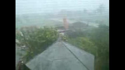 uragan v selo p4ela