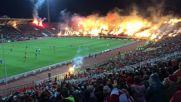 Сектор Г в пламъци(цска-монтана финал 2016г.)