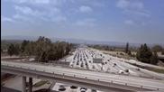 Как Изглежда Един Град Без Движещи Се Автомобили