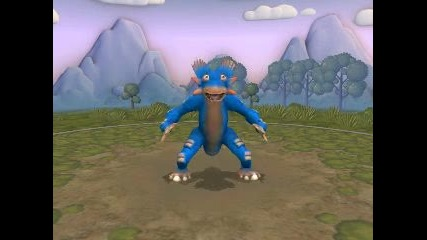 My Spore Creations - Swampert