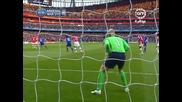 05.05 Коментатора полудява след фамозния гол на Кристиано Роналдо ! Арсенал - Манчестър Юнайтед 1:3